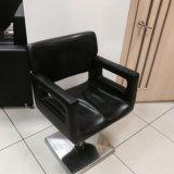 Кресло парикмахерское 3 шт. Фото 1.