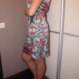 Платье 55% шёлк. Фото 1.