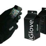Сенсорные перчатки iglove. Фото 1.