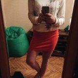 Юбочка рыжая. Фото 1. Санкт-Петербург.