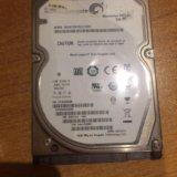 Жёсткий диск для ноутбука 500gb. Фото 1.