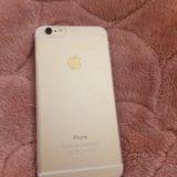 Iphone 6 plus gold 64 gb. Фото 3.