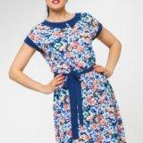 Новое летнее платье с этикеткой 52 размер. Фото 1. Москва.