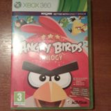 Angry birds trilogy [xbox 360]. Фото 1.