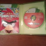 Angry birds trilogy [xbox 360]. Фото 3.