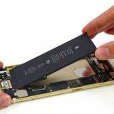 Iphone 6/6s оригинальный аккумулятор. Фото 1.