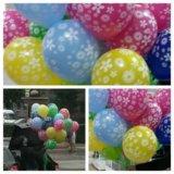 Гелиевые шары. Фото 1. Тольятти.
