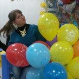 Гелиевые шары. Фото 2. Тольятти.