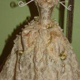 Платье под украшение.статуэтка. Фото 1. Люберцы.