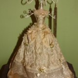 Платье под украшение.статуэтка. Фото 2. Люберцы.