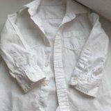 Рубашка mothercare. Фото 1.
