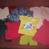 Пакет вещей для малышки 3-6 мес. Фото 1.