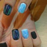 Маникюр и дизайн ногтей. Фото 3. Химки.