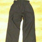 Сноуборд. брюки - полукомбинезон etirel 46-48 р-р. Фото 2.