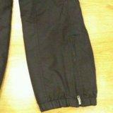Сноуборд. брюки - полукомбинезон etirel 46-48 р-р. Фото 4.