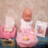 Кукла бэби борн. Фото 1.