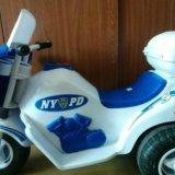 Электромотоцикл детский. Фото 1.