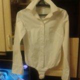 Боди - рубашка. Фото 4.