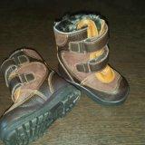 Зимние ботинки скороход. Фото 1. Сертолово.