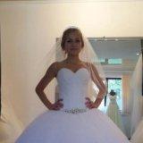 Свадебное платье глория. Фото 1.