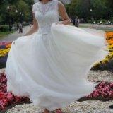 Свадебное платье. Фото 1. Москва.