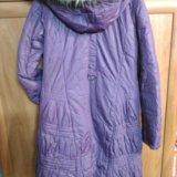 Пальто для девочки. Фото 1.