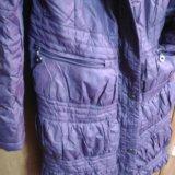 Пальто для девочки. Фото 2. Краснодар.