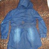 Новая джинсовая куртка. Фото 3. Волгоград.
