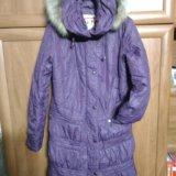 Пальто для девочки. Фото 4.