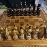 Шахматы, подарок. Фото 1.