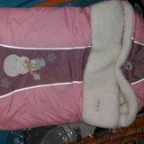 Зимний конверт для девочки. Фото 1. Таганрог.
