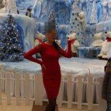 Платье красное. Фото 2.