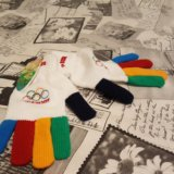 Перчатки олимпиада сочи 2014. Фото 1. Москва.