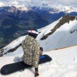 Сноубордическая куртка новая. Фото 2.