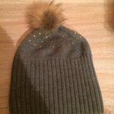 Тёплая шапочка!!!. Фото 1.