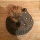 Тёплая шапочка!!!. Фото 2.