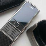 Nokia 8800 carbon arte titanium. Фото 1.