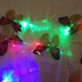Гирлянда бабочки. Фото 2. Санкт-Петербург.