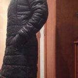 Куртка-пальто демисезонное. Фото 3.