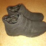 Зимние мужские ботинки. Фото 1.