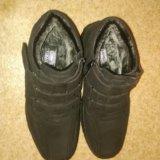 Зимние мужские ботинки. Фото 2.