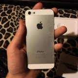 Iphone 5. Фото 3. Бор.