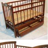 Детская кровать. Фото 1.