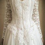 Платье свадебное. Фото 3. Химки.