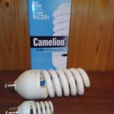 Энергосберегающая лампа - lh85-fs/842/e27. Фото 1.