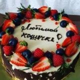 Торты.капкейки.кейк попсы.макарунсы на заказ. Фото 2. Санкт-Петербург.