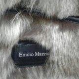Зимняя кожанная куртка. Фото 1.