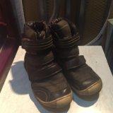 Ботинки на осень р.31. Фото 1.