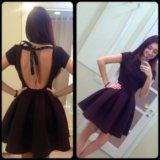 Неопреновое платье новое. Фото 1.