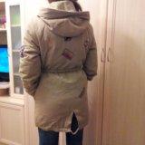 Куртка-парка женская, подростковая. Фото 2.